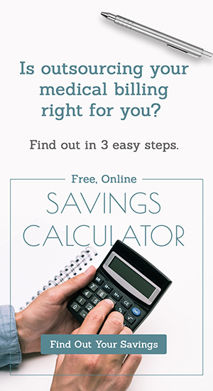 Savings calculator graphic